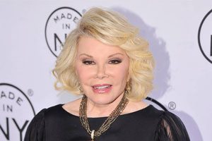 Joan Rivers Plastic Surgery 2012