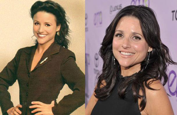 Julia Louis Dreyfus Plastic Surgery