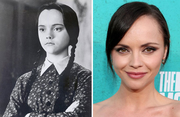 Christina Ricci Plastic Surgery Before & After