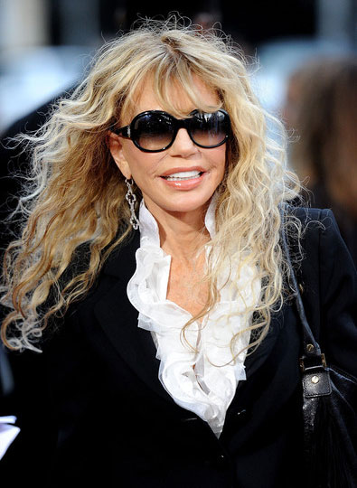 Dyan Cannon After Plastic Surgery