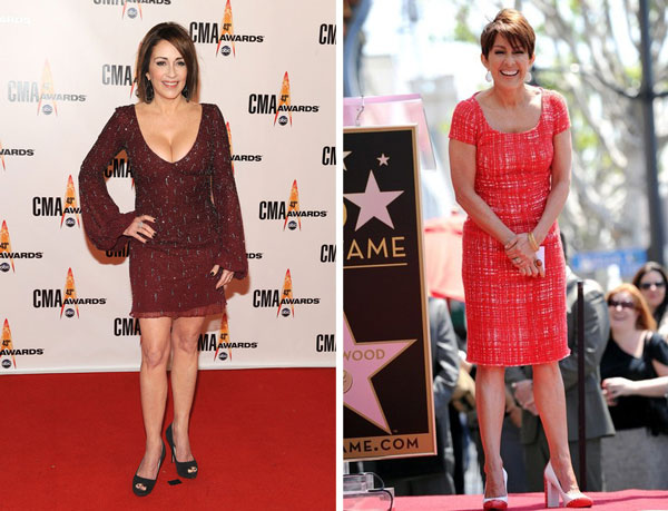 Patricia Heaton Before & After Breast Reduction