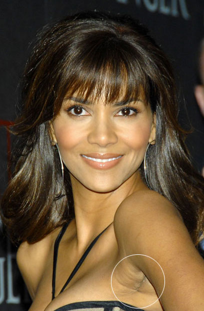 Halle Berry Breast Implants