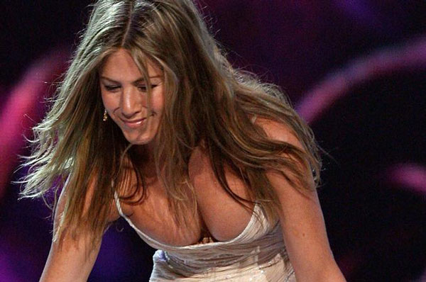 Jennifer Aniston Breast Augmentation