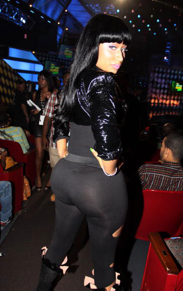 Nicki Minaj Buttock Augmentation