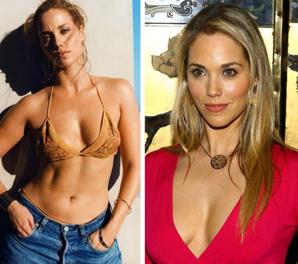 Elizabeth Berkley Breast Implants