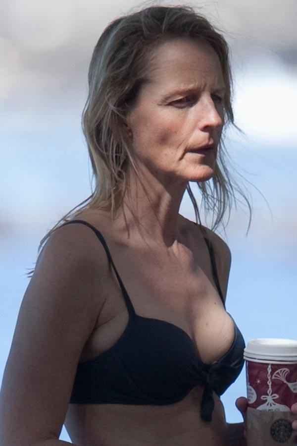 Helen Hunt Before Plastic Surgery