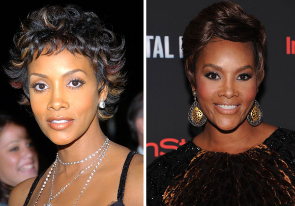 Vivica Fox Nose Job Before & After