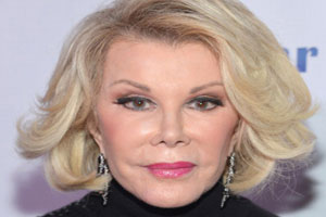 Joan Rivers Plastic Surgery Photo