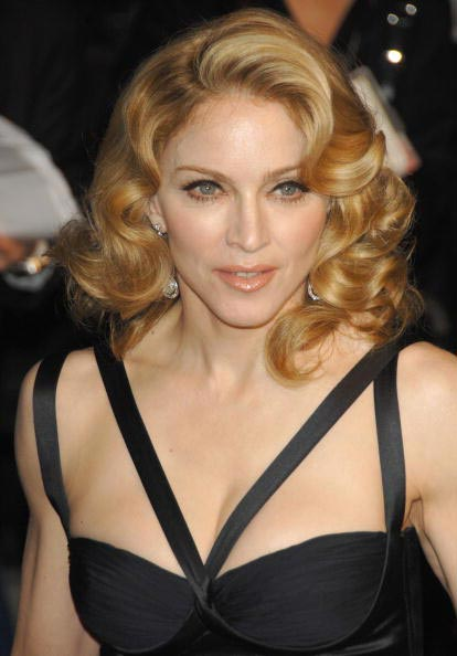 Madonna After Plastic Surgery