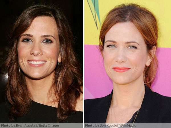 Kristen Wiig Nose Job Before After