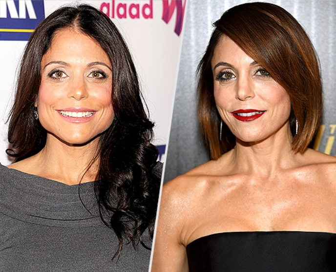 Bethenny Frankel Before and After Surgery
